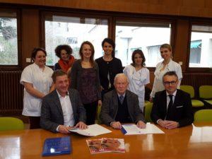[Echos de la santé] Ligue contre le cancer, Fondation de France, clinique Juge