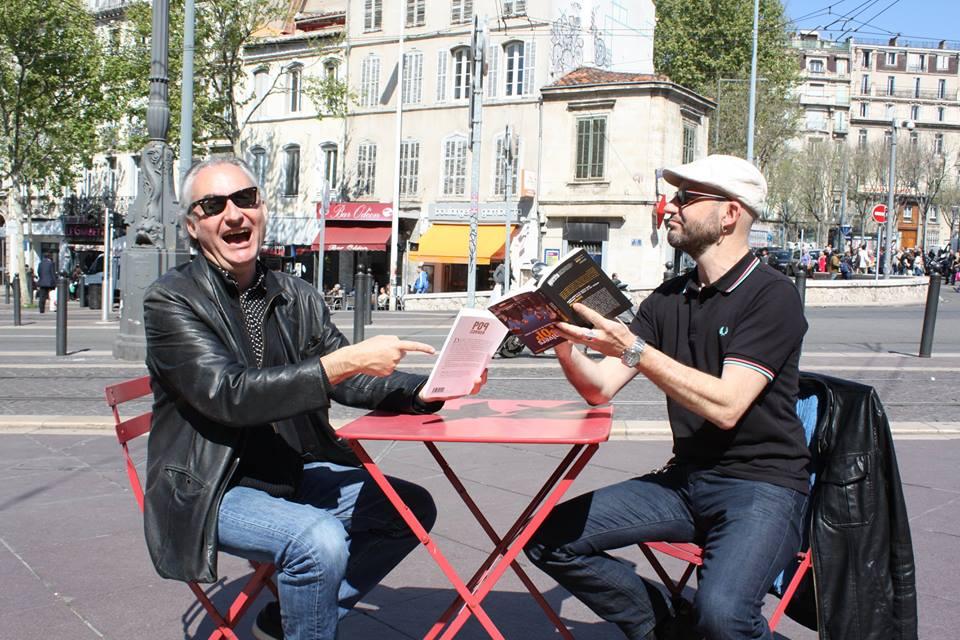 François Thomazeau va affronter Hubert Artus sur la pop culture