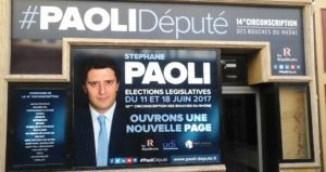 stéphane paoli permanence campagne législatives