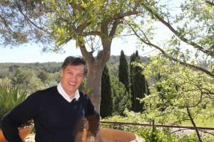 La nature provençale comme source d'inspiration pour Frédéric Fekkai