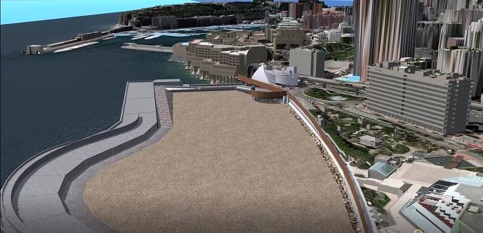 GO Photo Bouygues extenson Monaco