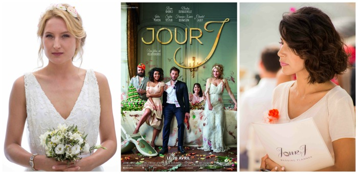 Julia Paton et Reem Kheeci dans Jour J, a very girl's film !
