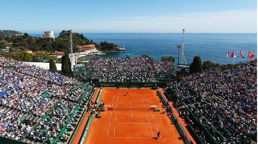 Chateau Minuty Partenaire Du Tournoi De Tennis De Monte Carlo Gomet