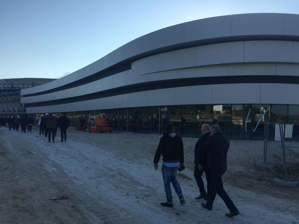 arena promenade