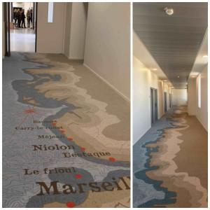 Marseille jusqu'au bout du couloir