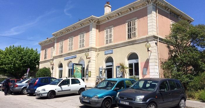 La gare de la Ciotat bientôt rénovée