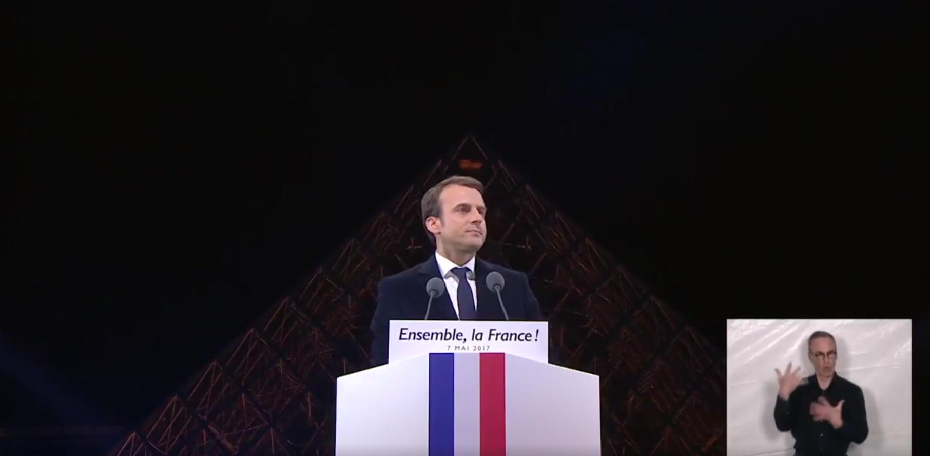 Macron 2017 - 2