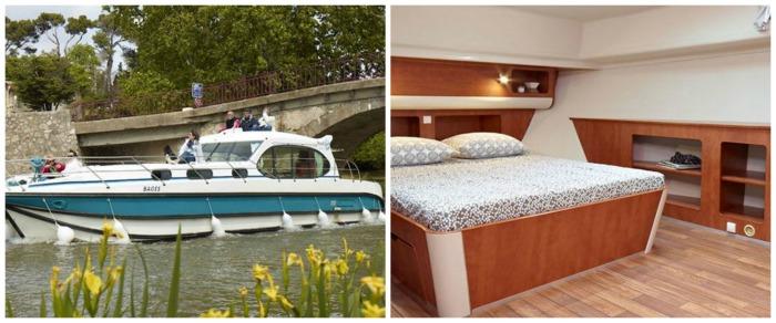 Naviguer sans permis sur le Rhône (©Nicols)