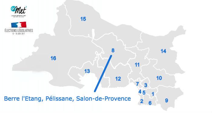 Legislatives 8eme circonscription paris