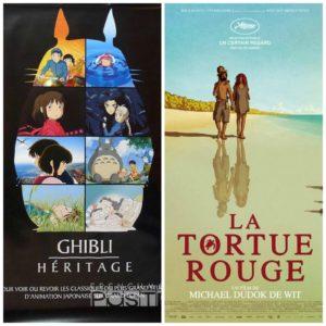 collage Ghibli