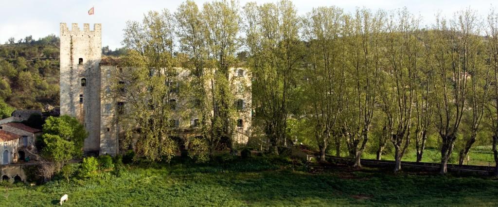 Le château d'Esparron, une adresse de charme