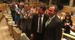 Election de Muselier après la démission de Christian Estrosi