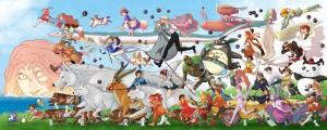 Le Festival Studio Ghibli inaugure la saison des festivals de films à Marseille