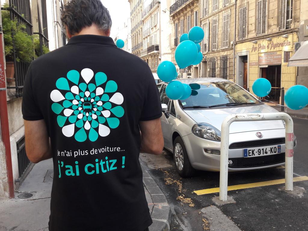 Photo illustration Citiz Provence