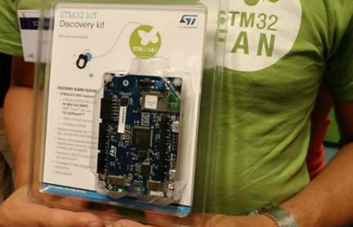 Le kit STM32 Education distribué aux 15 établissements pilotes dès la rentrée