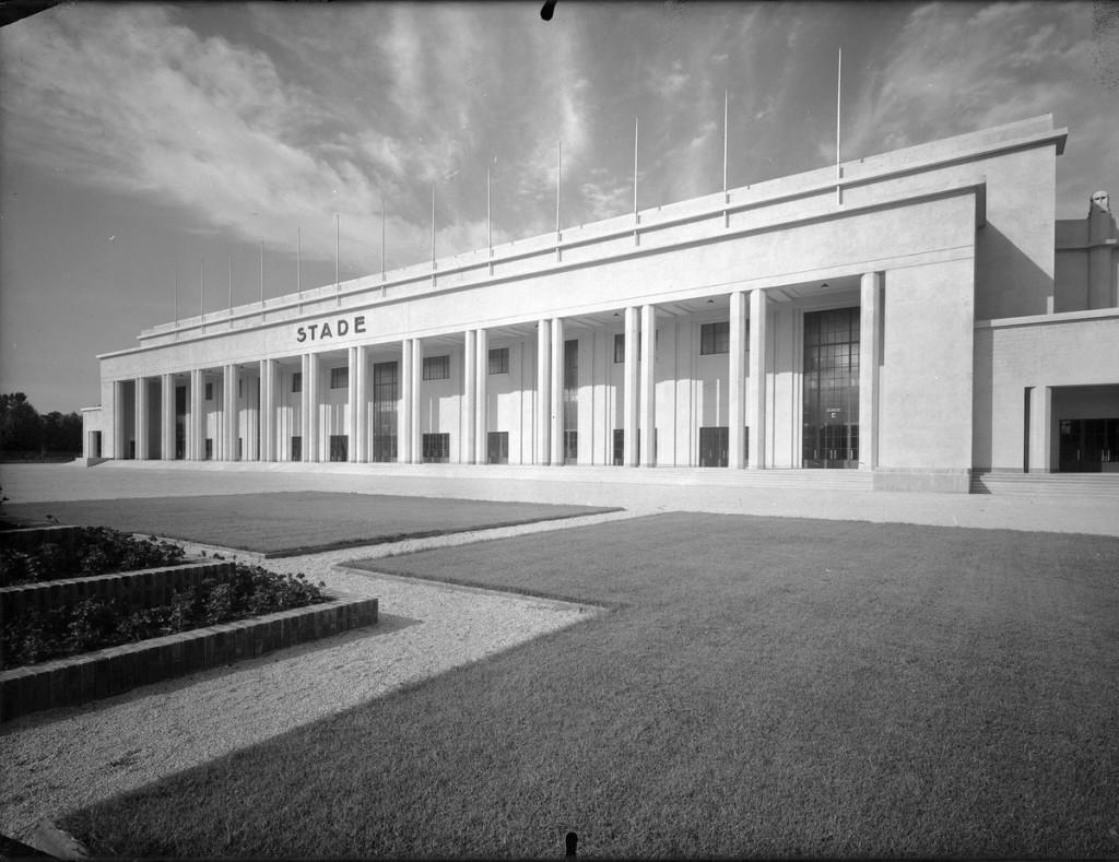 Stade Vélodrome après sa construction (1)