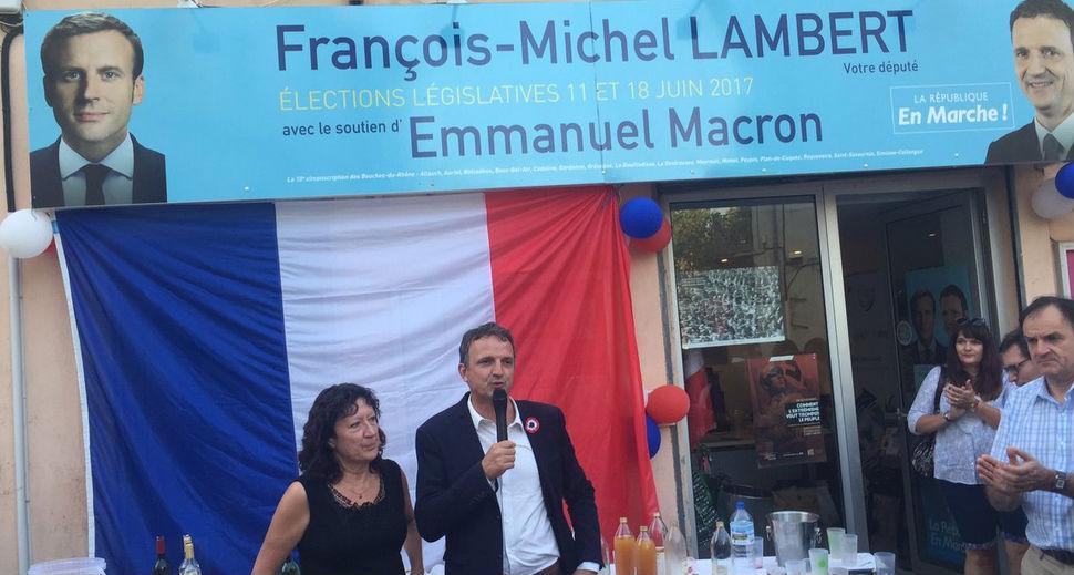 Marchés de l'eau à Marseille: la garde à vue de la présidente du département levée