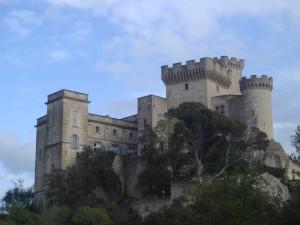 Qui sera le prochain propriétaire du château de La Barben ? (©DV)