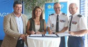 Signature Département - Gendarmerie 2017
