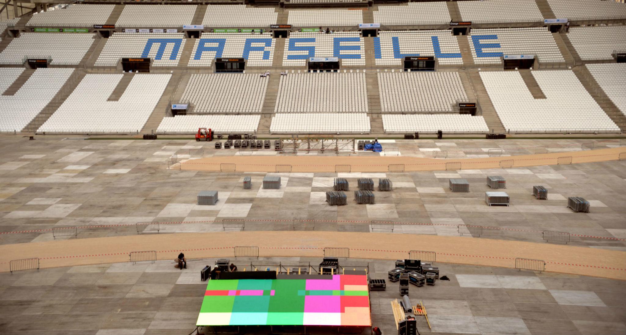 Découvrez le parcours de la 20ème étape à Marseille — Tour de France