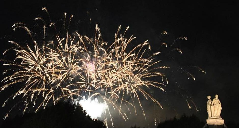 La dernier feu d'artifice de la Florence provençale remonte au 14 juillet 2015.