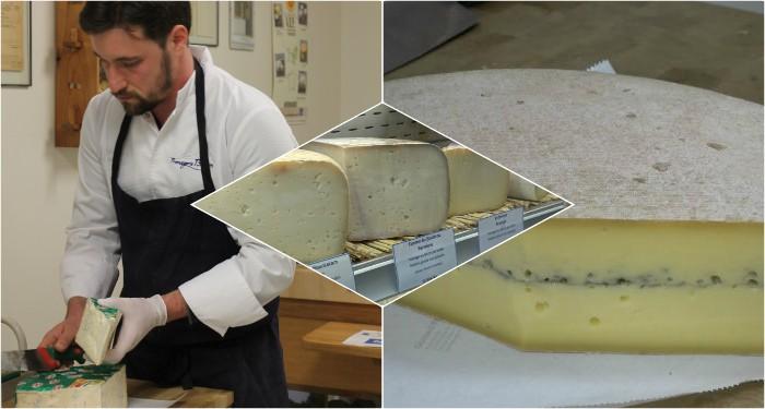 Se laisser guider par le fromager pour découvrir d'excellentes saveurs