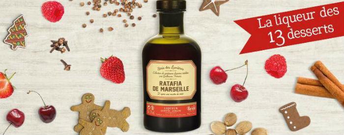 Ratafia dessert