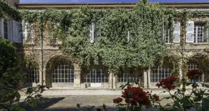 Le musée Jacqueline et Pablo Picasso prendra place aux Prêcheurs (©Mairie d'Aix)