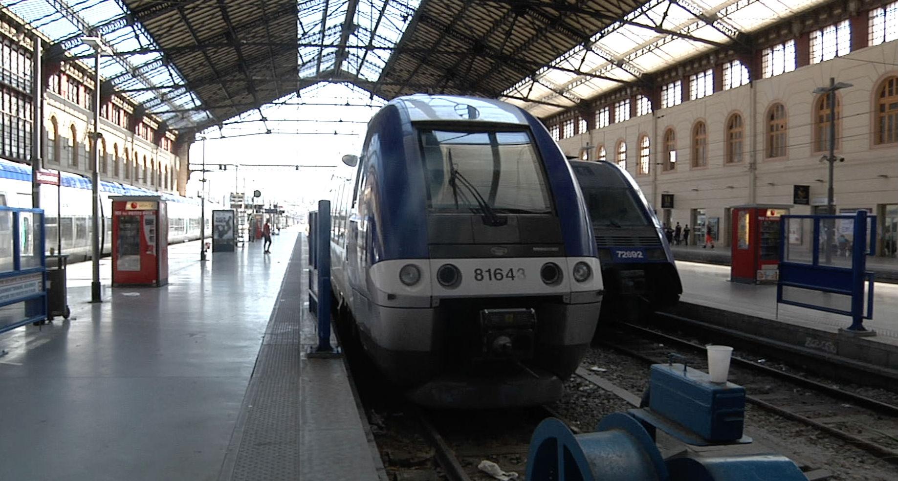 Urbanisme la reconfiguration de la gare saint charles - Distance gare st charles vieux port marseille ...