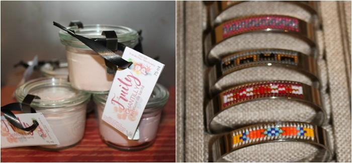 Boutique utopique crème bijoux