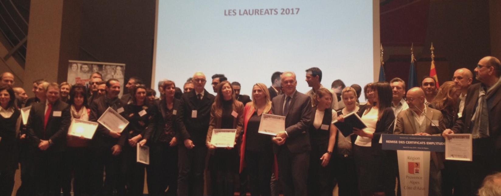 Emplois 25 entreprises marseillaises distingu es pour - Restauration collective salon de provence ...