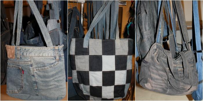Un choix infini de sacs en jeanspour l'été