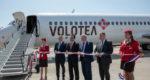 Volotea inaugure sa base à l'aéroport Marseille Provence