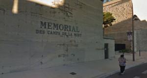 Memorial camps de la mort marseille