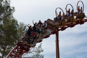 Pioneer, la nouvelle attraction d'OK Corral en exclusivité