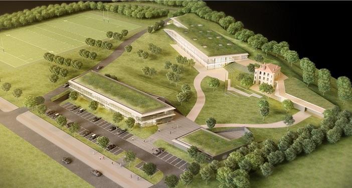 Le futur siège de Voyage-Privé sur la zone de la Constance