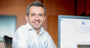 Stéphane Boissel, le P-dg de TxCell