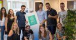 L'équipe de ZEI mise sur la récompense des gestes écologiques pour réer une communauté