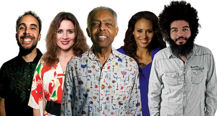 Gilberto Gil et sa bande à l'affiche des Suds d'Arles