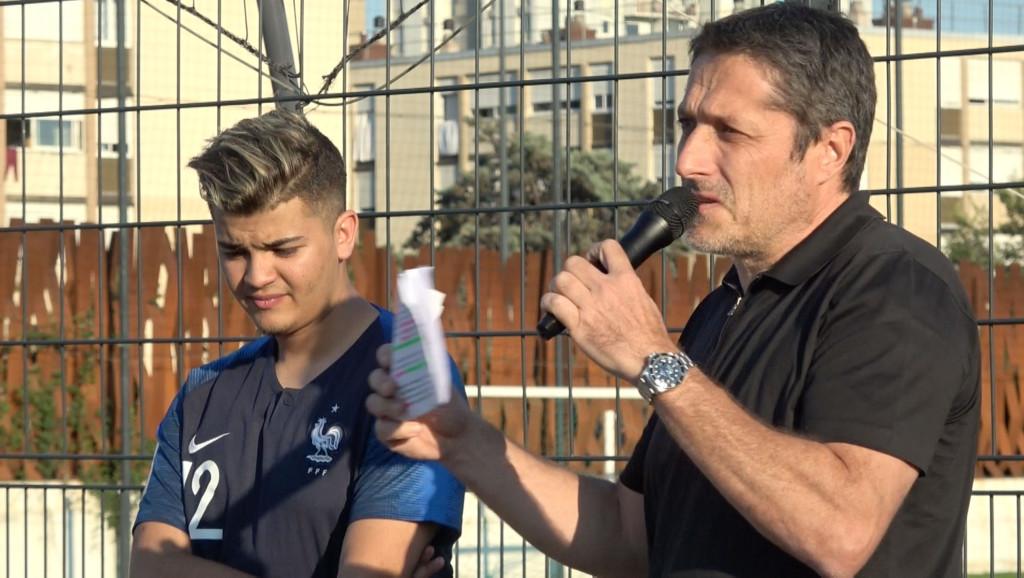 Ramy et Patrice Impact Jeunes