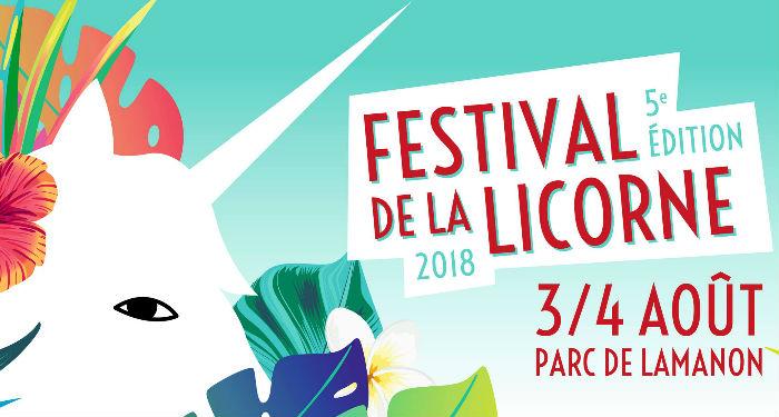 Festival la licorne à Lamanon