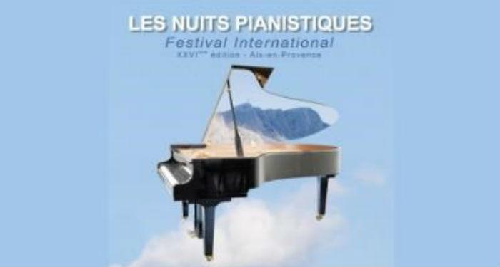 Festival Les Nuits Pianistiques Aix en provence