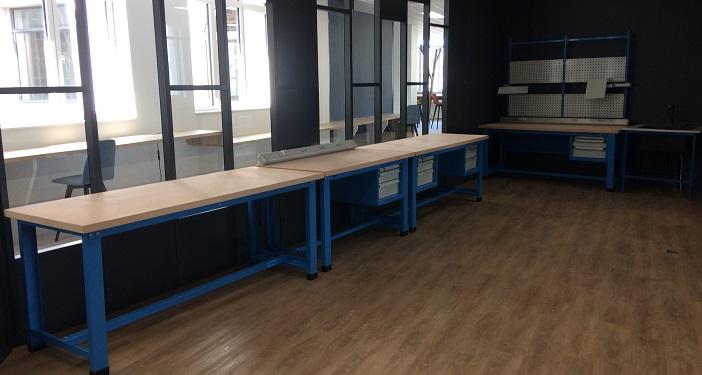 La Fab Lab accueillera bientôt un équipement haut de gamme