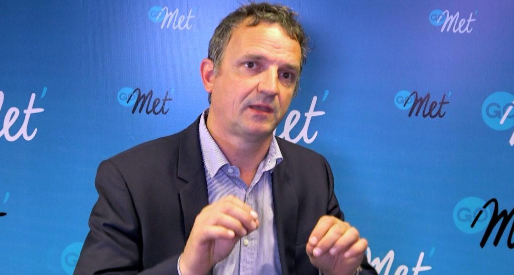 François-Michel Lambert (Crédit : archives Gomet')