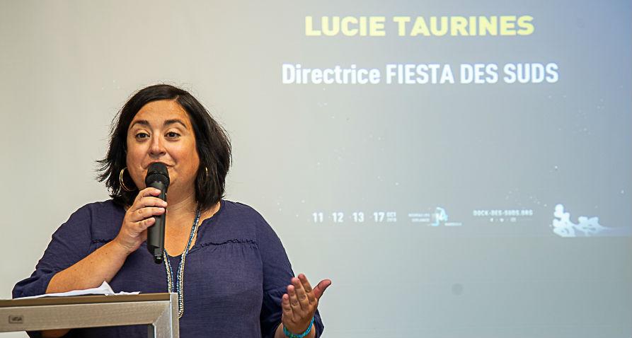 Lucie Taurines (Photo TA/Gomet')