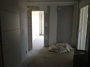 Appartements en travaux. 2/2 Photo : S.P.