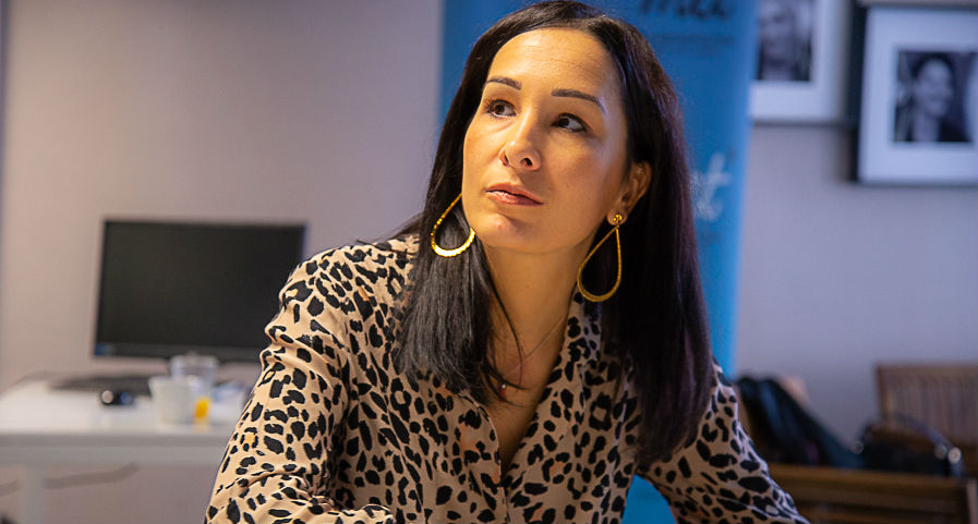La députée Alexandra Louis (Photo JYD/Gomet')