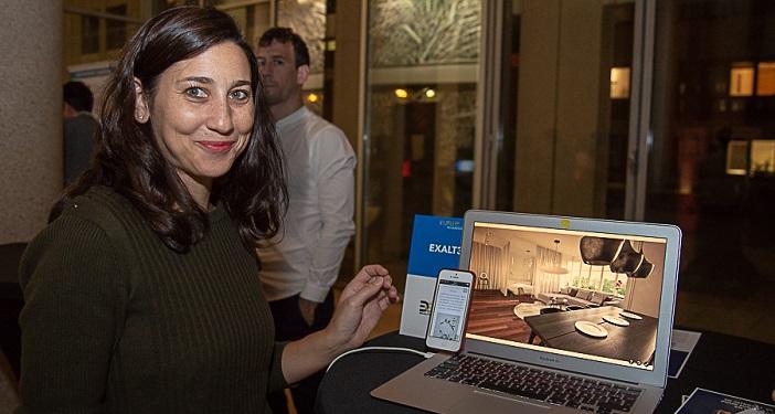 Muriel Megevetfait de la 3D hyper réaliste sur le web