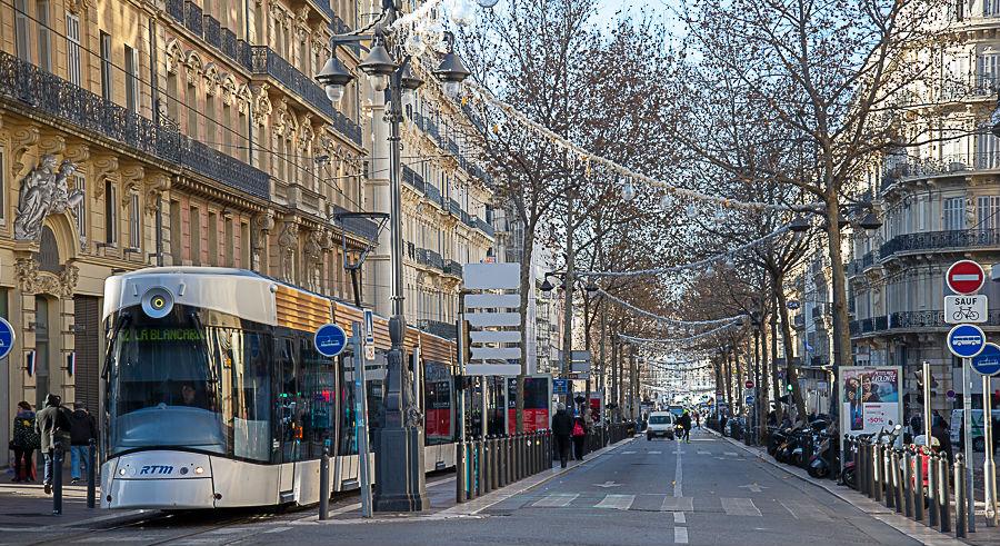 Marseille : la Métropole lance la concertation sur la piétonisation du centre-ville