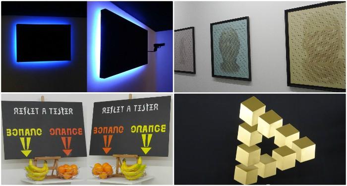 """""""Zone d'ombre"""" de Nicolas Jargic (2008), """"Éloge du mouvement"""" de Gérard Bakner, et """"Calligraphies magiques et """"Sculptures impossibles"""" de Francis Tabary : entre magie et esthétique"""